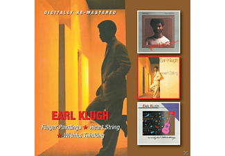 Earl Klugh - Finger Paintings/Heart String/Wishful Thinking [CD]