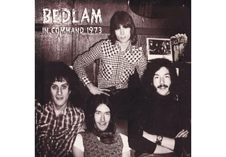 Bedlam - In Command 1973 - (CD)