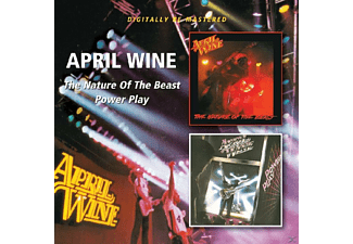 April Wine - The Nature Of The Beast/Power Play - (CD)