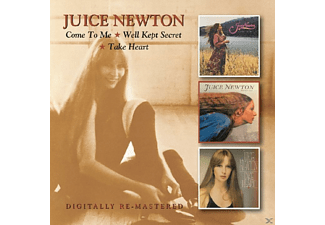 Juice Newton - Come To Me / Well Kept Secret / Take Heart - (CD)