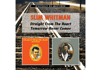 Slim Whitman - Straight From The Heart - Tomorrow Never Comes - (CD)