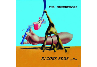 Groundhogs - Razor's Edge [CD]