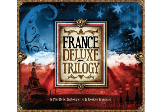 VARIOUS - France Deluxe Trilogy - (CD)