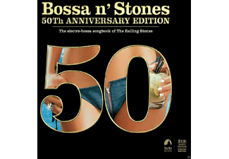 VARIOUS - Bossa N' Stones 50th Anniversary Edition - (CD)