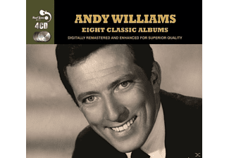 Andy Williams - 8 Classic Albums [CD]