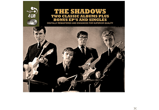 The Shadows - 4 Classic Albums Plus - (CD)