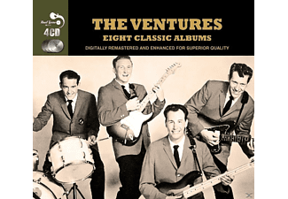 The Ventures - 8 Classic Albums - (CD)