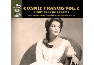 Connie Francis - 8 Classic Albums 2 - (CD)