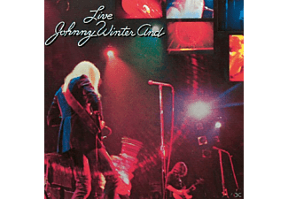 Johnny Winter - Live - (CD)