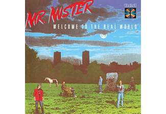 Mr. Mister - Welcome To The Real - (CD)
