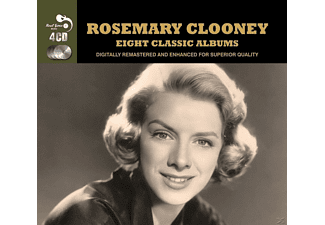 Rosemary Clooney - 8 Classic Albums - (CD)