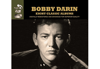Bobby Darin - 8 Classic Albums [CD]