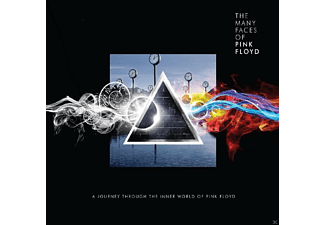VARIOUS - The Many Faces Of Pink Floyd - (CD)
