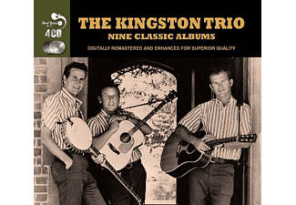 The Kingston Trio - 9 Classic Albums - (CD)