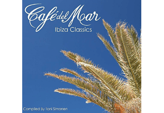 VARIOUS - Cafe Del Mar Ibiza Classics - (CD)