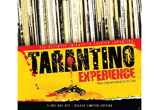VARIOUS - Tarantino Experience Complete Collection [CD]