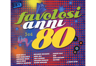 VARIOUS - I Favolosi Anni 80 [CD]