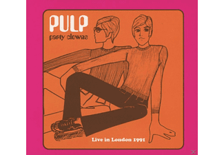 Pulp - Party Clowns - Live In London 1991 - (CD)