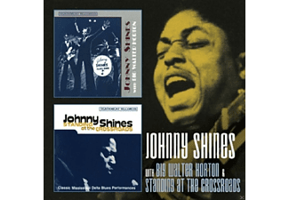 Johnny Shines - With Big Walter Horton. Standing At The Crossroads [CD]