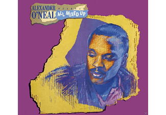 Alexander O'Neal - Hearsay - All Mixed Up - (CD)