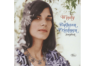 Ruthann Friedman - Windy: A Ruthann Friedman Songbook - (CD)