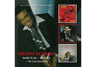 Freddie Hubbard - Bundle Of Joy/Super Blue/Love Connection [CD]