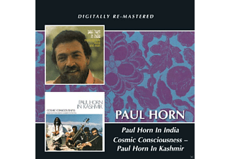 Paul Horn - Paul Horn In Kashmir / Paul Horn In India (Re-Mastered) - (CD)