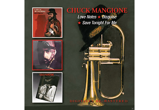 Chuck Mangione - Love Notes / Disguise / Save Tonight For Me [CD]