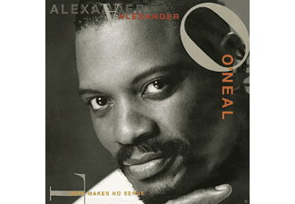 Alexander O'Neal - Love Makes No Sense - (CD)
