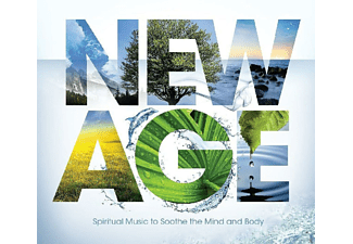 VARIOUS - New Age - (CD)