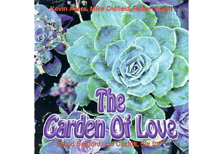Kevin Ayers, Mike Oldfield, David Bedford, Lol Coxhill, Robert Wyatt - Garden Of Love - (CD)