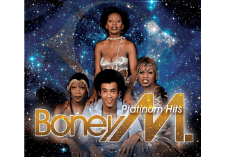 Boney M. - Platinum Hits - (CD)