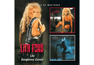 Ford Lita - Lita / Dangerous Curves [CD]
