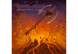 Black Hawk - A Mighty Metal Axe [CD]