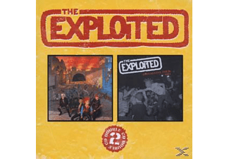 The Exploited - Troops Of Tomorrow/Apocalypse Punk Tour81 - (CD)