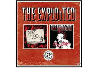 The Exploited - Punk's Not Dead/On Stage - (CD)
