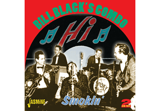 Bill Blacks Combo - Smokin' - (CD)
