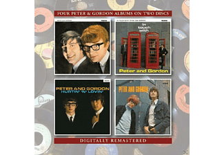 Peter & Gordon - Peter & Gordon '64 / In Touch With / Hurtin' 'n Lovin' [CD]