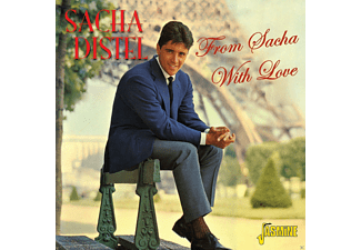 Sacha Distel - From Sacha With Love [CD]
