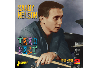 Sandy Nelson - Teen Beat 1959-61 - (CD)