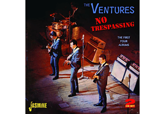 The Ventures - No Trespassing - (CD)
