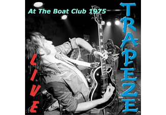 Trapeze - Live At The Boat Club - (CD)