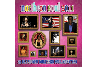 VARIOUS - Northern Soul 2011 - (CD)