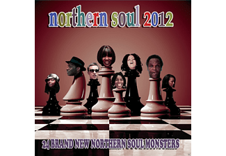 VARIOUS - Northern Soul 2012 - (CD)