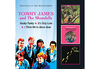 Tommy James, Tommy James & the Shondells - Hanky Panky / It's Only Love - (CD)