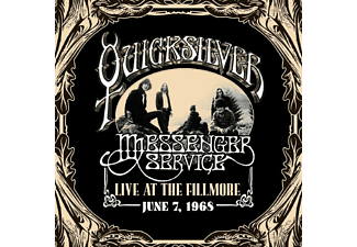 Quicksilver Messenger Service - Live At Fillmore 1968 [CD]