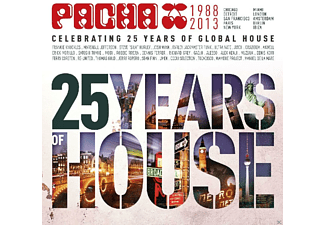 VARIOUS - Pacha-25 Years Of House - (CD)