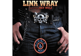 Link Wray - Rumble & Roll - (CD)