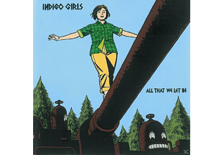 Indigo Girls - All That We Let In [CD]