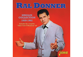 Ral Donner - Singles Collection 59-62 - (CD)